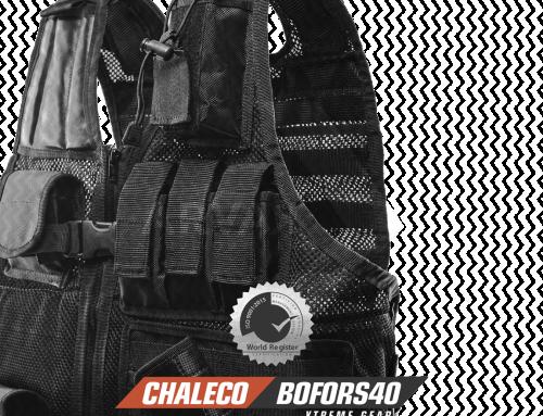 Chaleco Bofors 40