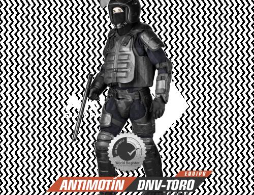Equipo Antimotín DNV-Toro