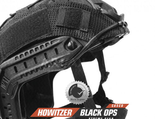 Casco Howitzer Black Ops