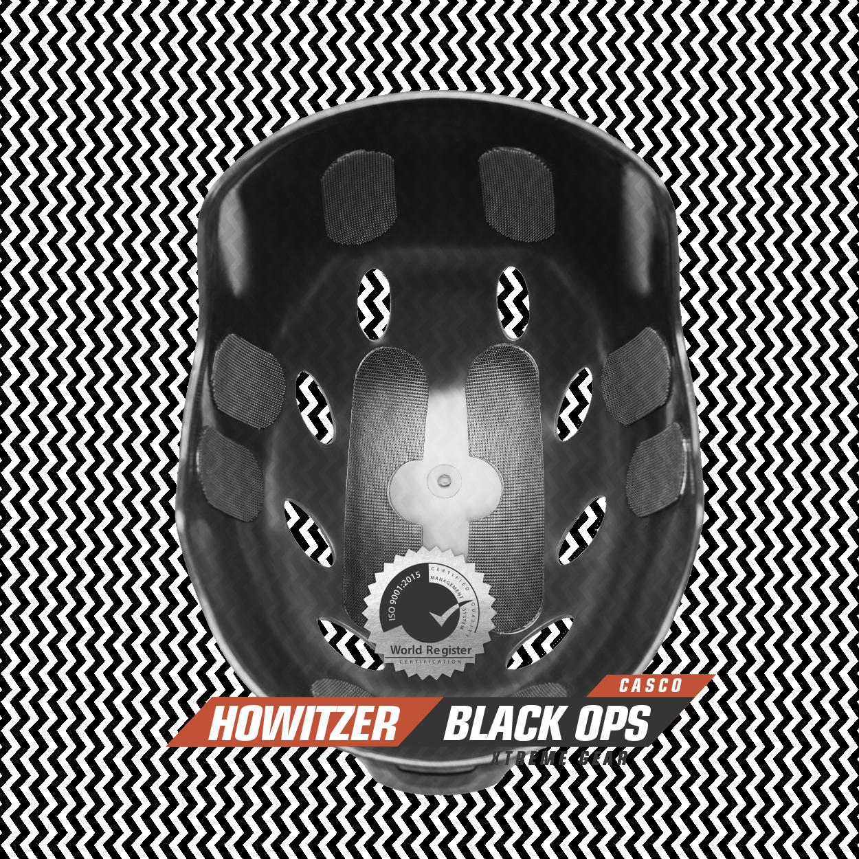 Casco Howitzer Black-Ops Arvak Tactical