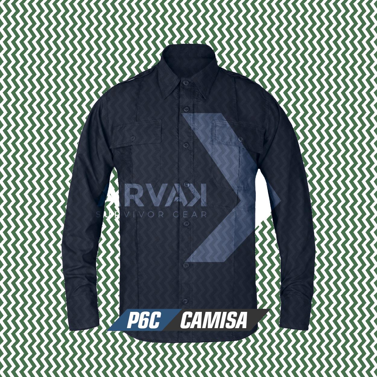 Camisa P6C Arvak Tactical