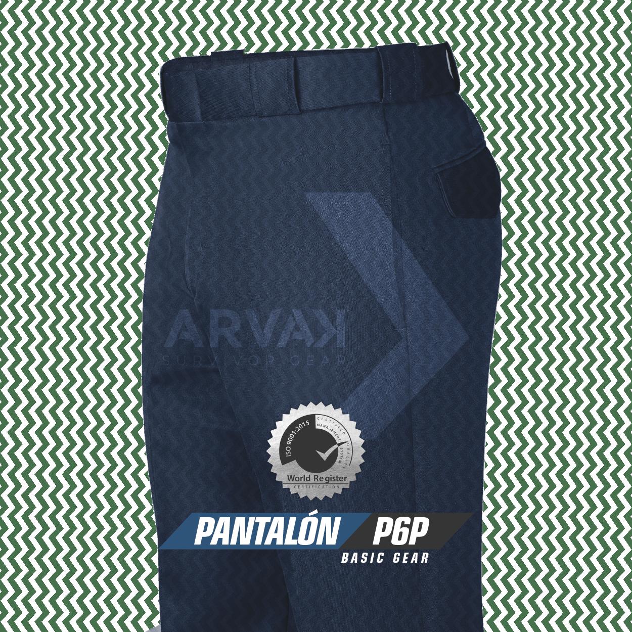 Pantalón P6P Arvak Tactical