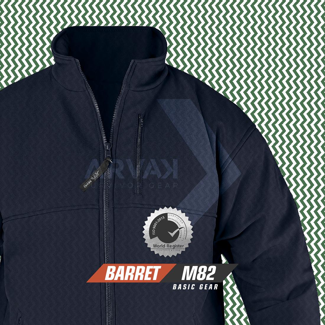 Chamarra Barret M82