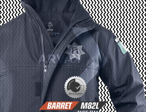 Chamarra Barret M82L