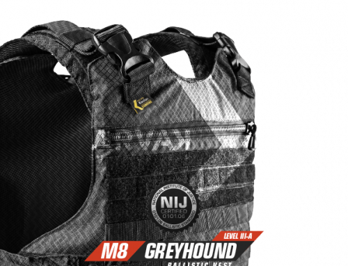 Chaleco M8 Greyhound