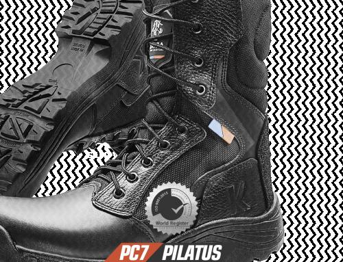 Calzado Pilatus PC7