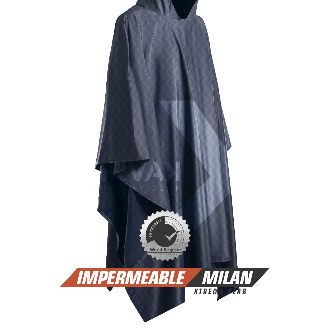 Impermeable Milan Arvak Tactical
