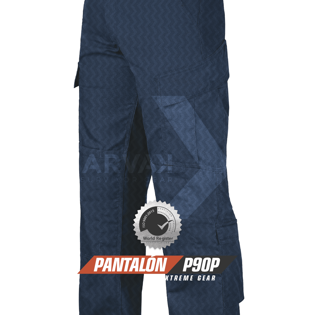 Pantalon P90P Arvak Tactical