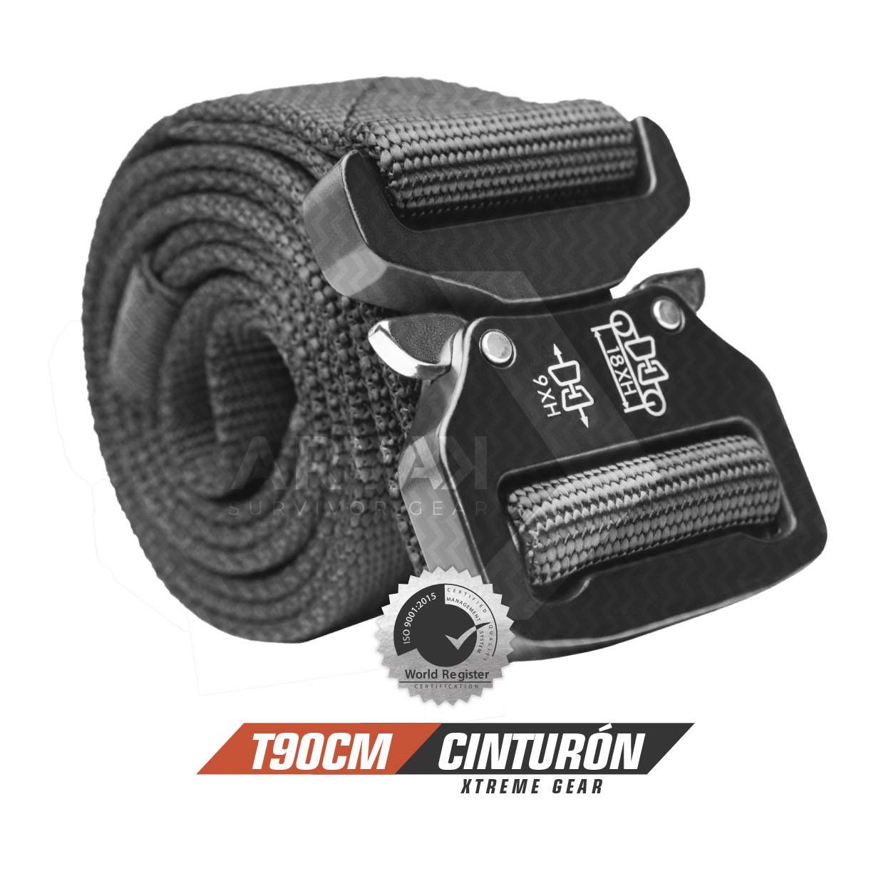 Cinturon T90CM Arvak Tactical