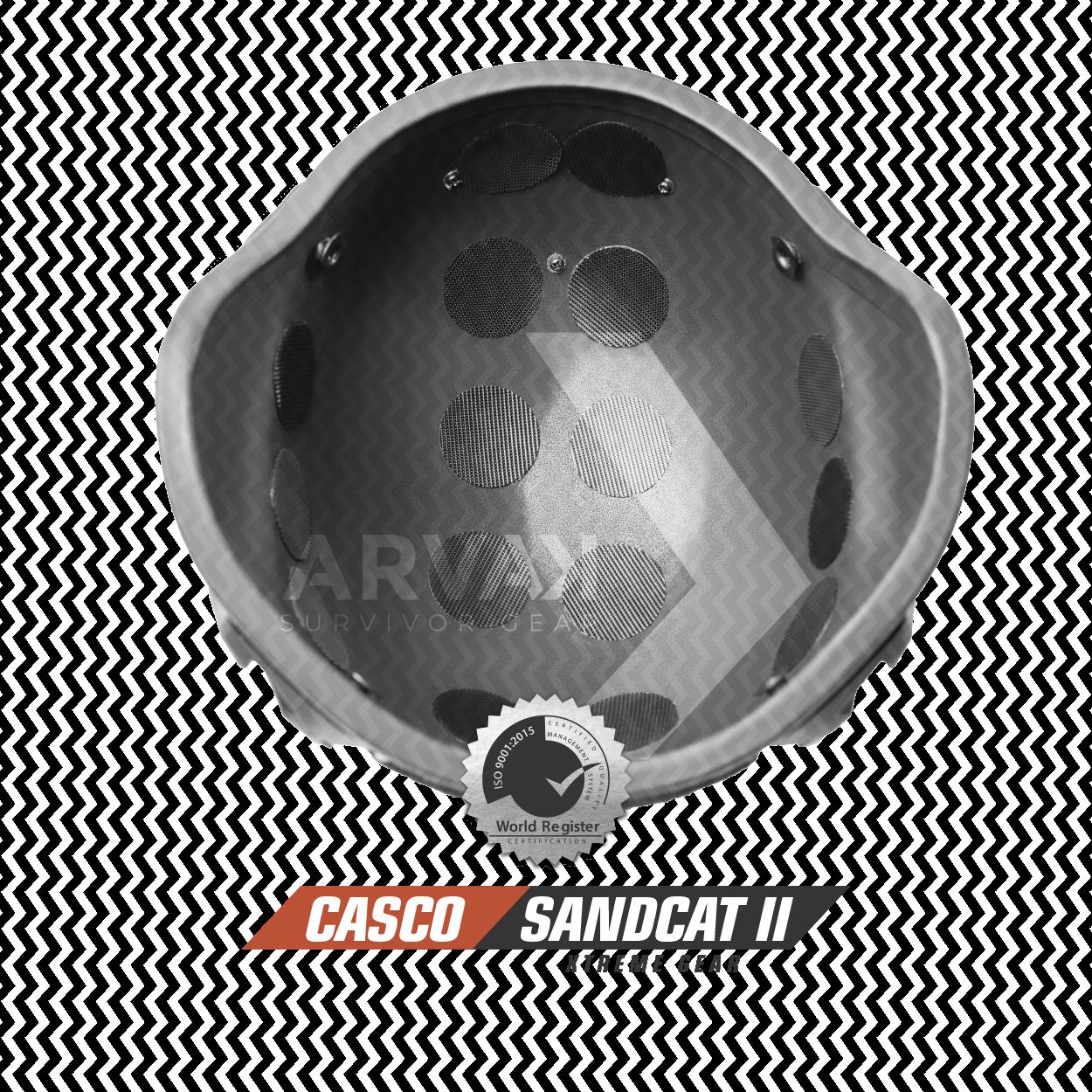 Casco sandcat-II Arvak Tactical