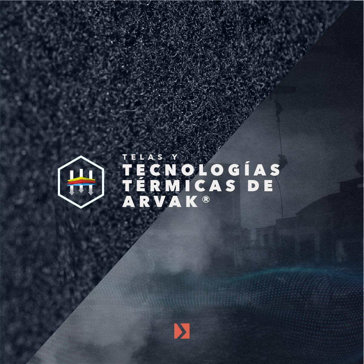 Telas y tecnologías térmicas de Arvak® y sus ventajas